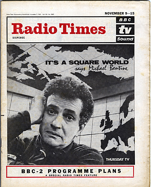 601109 - Radio Times - 9th November 1960 - It's A Square W… | Flickr