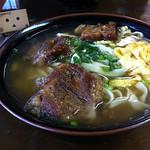 軟骨そば!#okinawa #lunch