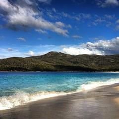 Wineglass Bay Beach, Tasmania, Australia
