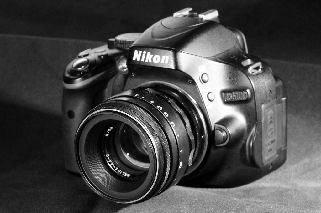Nikon D5100 + Helios 44-2 2/58 | Sony NEX-C3, SMC Pentax-A 2… | Flickr