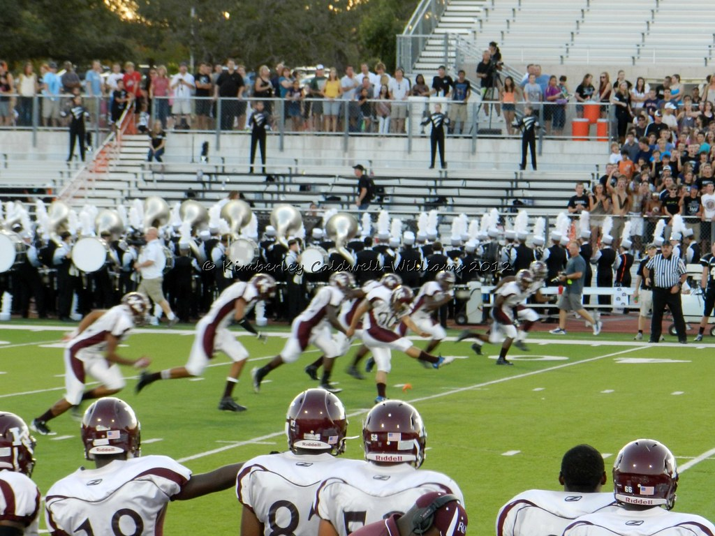 Killeen High School Varsity football vs  Vandegrift 9-7-20… | Flickr