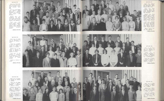 Altjiringa Annual 1963 Pages 42 - 43