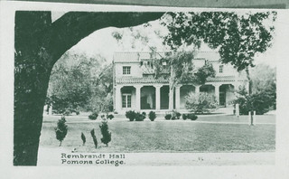 Rembrandt Hall in 1914