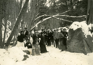 Mountain Day at Camp Baldy in 1916