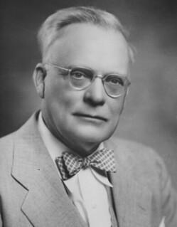Portrait of Pomona's fifth president, Charles Edmunds