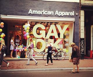 Gay OK. | by charlottebakken