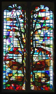 Iveagh memorial window by Laurence Lee