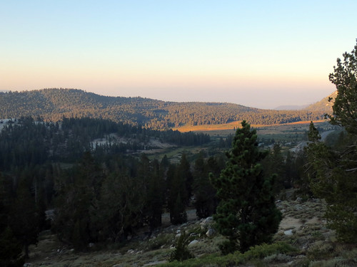 Lake Tahoe is down there somewhere   by simonov