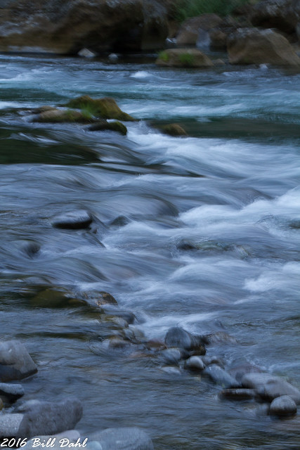 N. Umpqua River - A