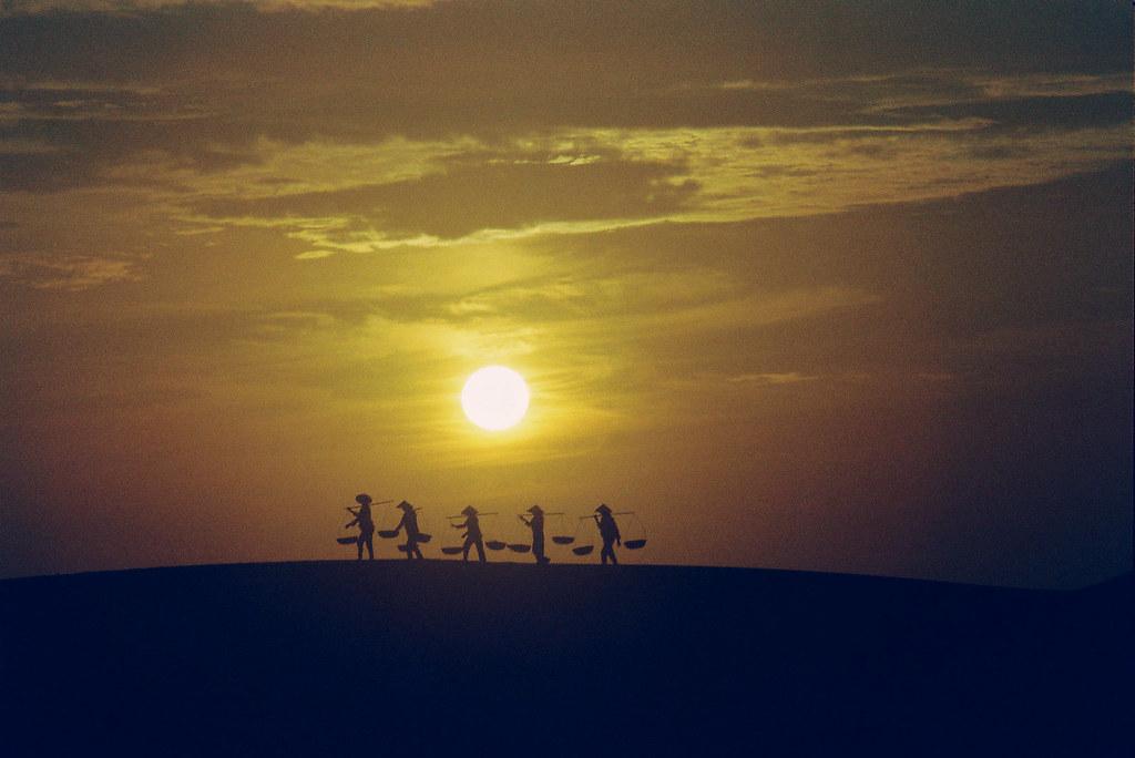 Sunrise @ Bàu Trắng, Phan Thiết