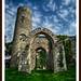Ruined Country Church, Norfolk, U.K.