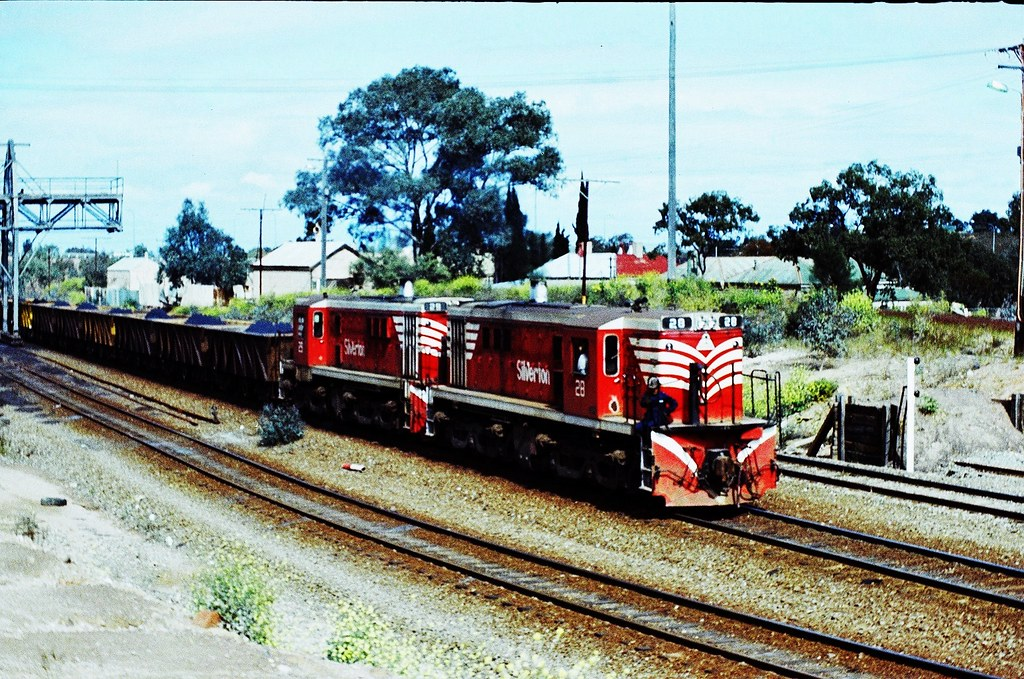 Silverton 28 and 29  Broken Hill New South Wales by Rodney Gaulke