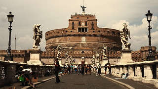 Castel Sant'Angelo | by lennox_mcdough