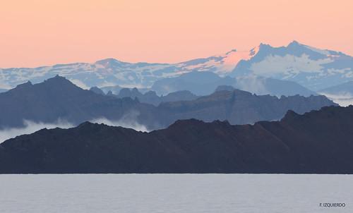 Montañas en Vatnajökull | by Paqui Izquierdo