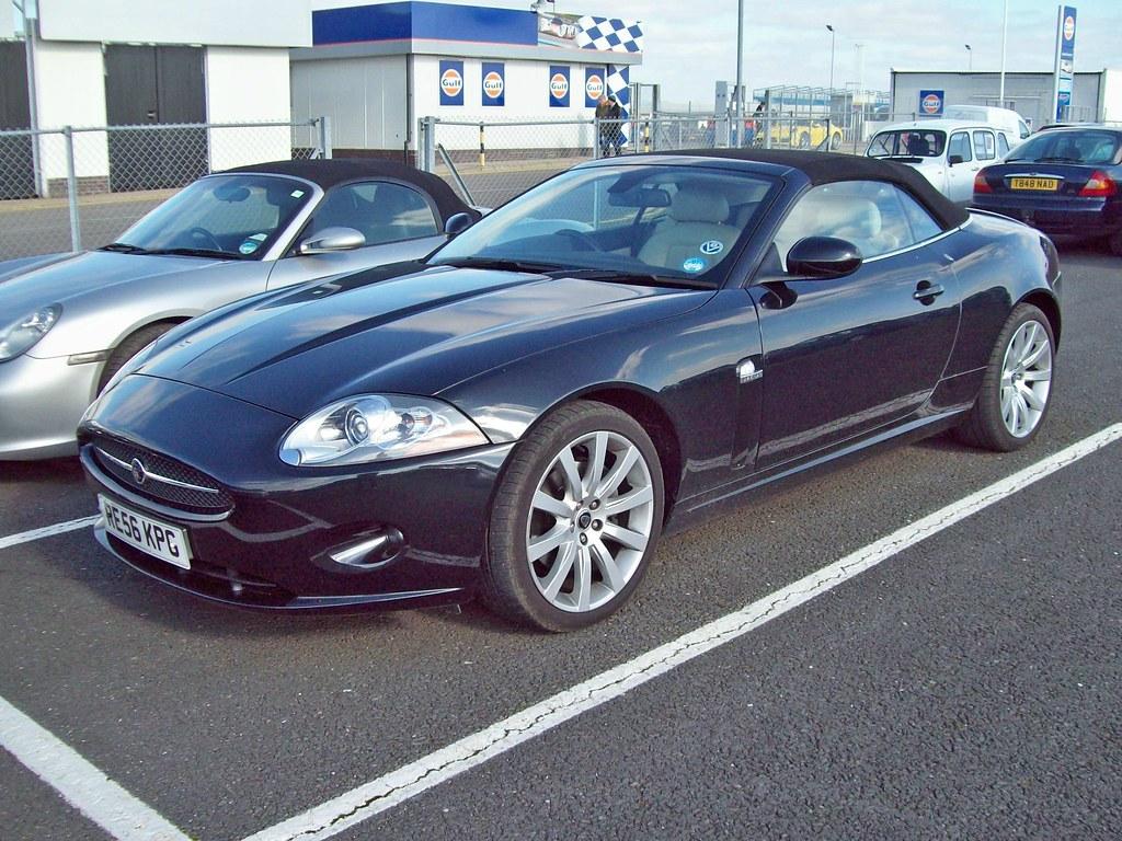 435 Jaguar XK Convertible (X150) (2006) | Jaguar XK ...