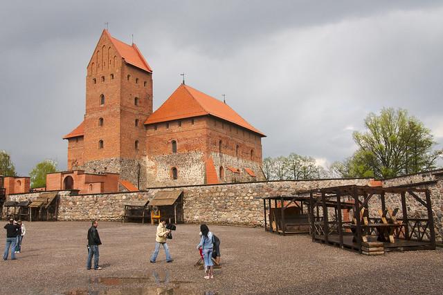 Trakai_Castle 1.4, Lithuania