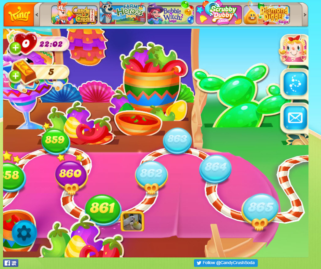 Learn More About the Free Candy Crush Saga Cheat Codes
