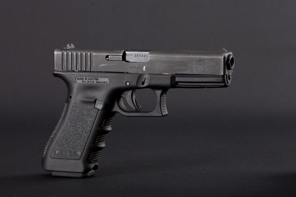 P80 Glock foto-JanEgilKvam-1527   Bilde av P80 tatt på jobb