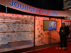 CML Journet at EHA 2012 (Israel)