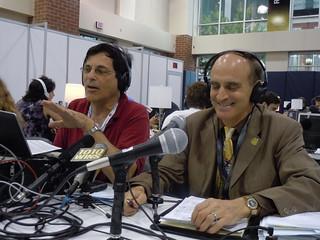 "Robert Weiner on ""Paltalk"" with Gary Baumgarten (Online at Paltalk.com)"