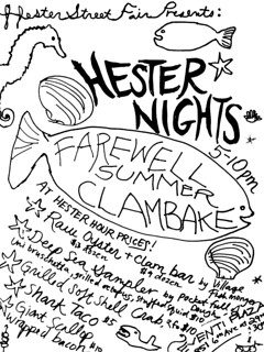 hester street fair - hester nights | by www.chubbychinesegirleats.com
