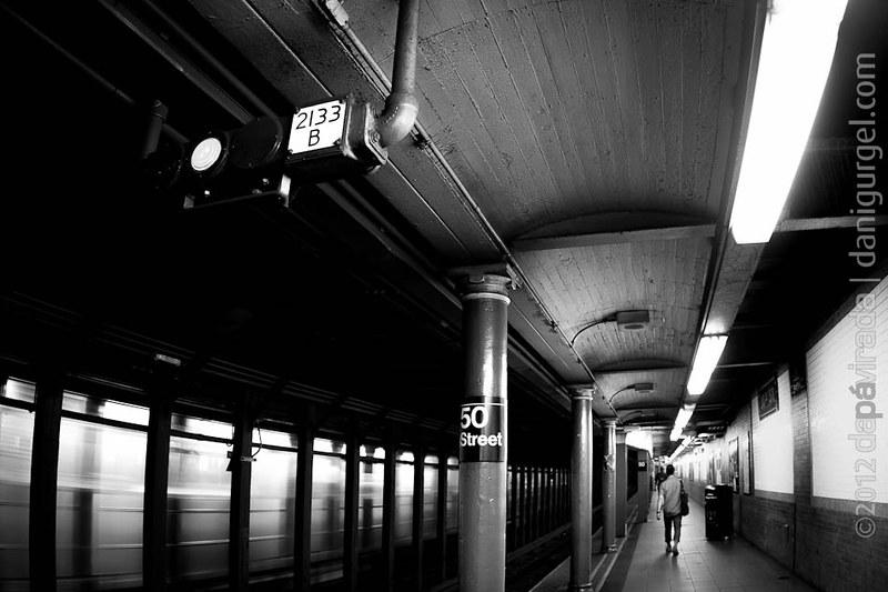 Subway. New York, NY, USA.