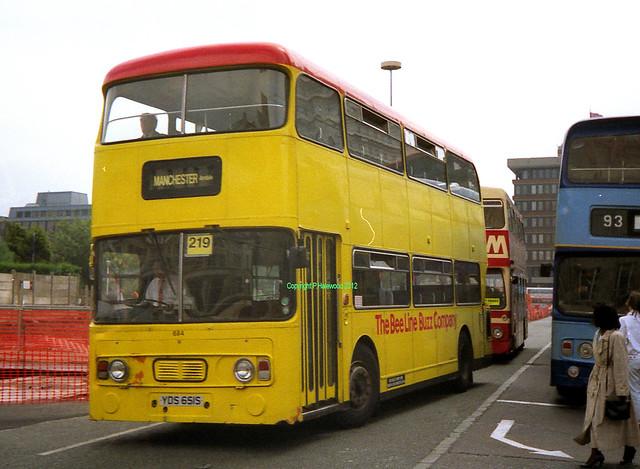 Bee Line 684 (YSD651S)