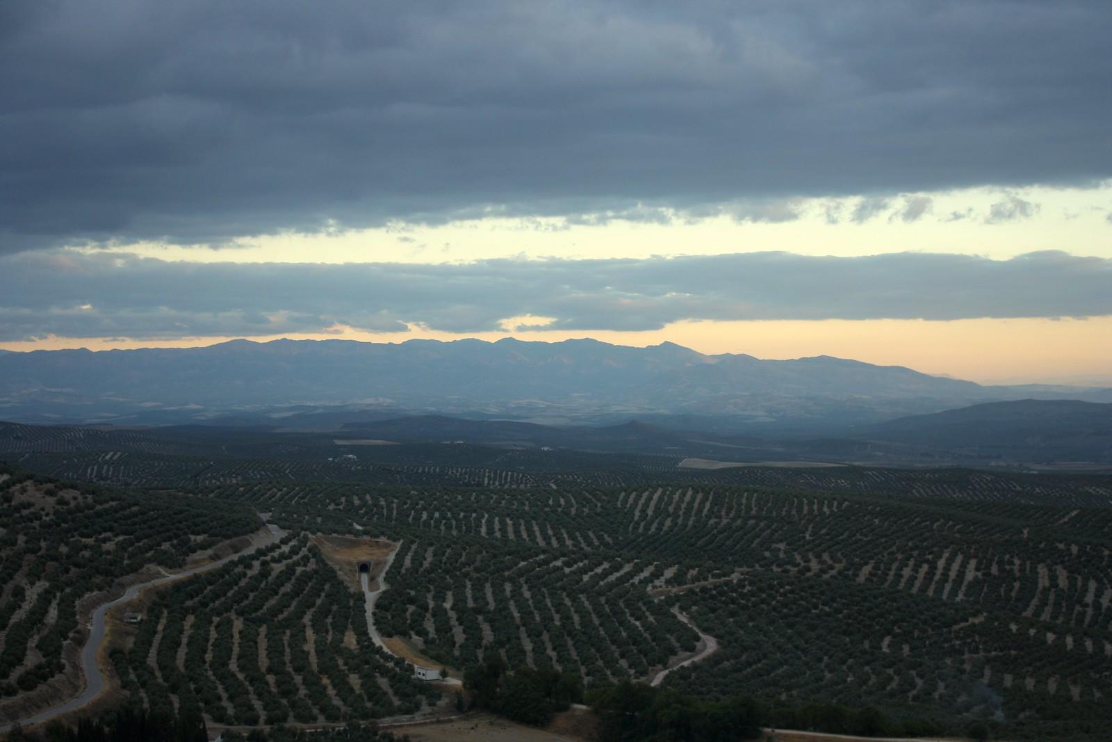 Mountains of Cazorla, Spain