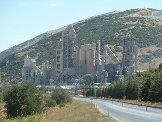 Goltas cement factory outside Isparta | by mattkrause1969