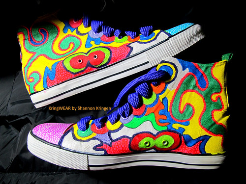 KringWEAR hightops2012 | by shannonkringen