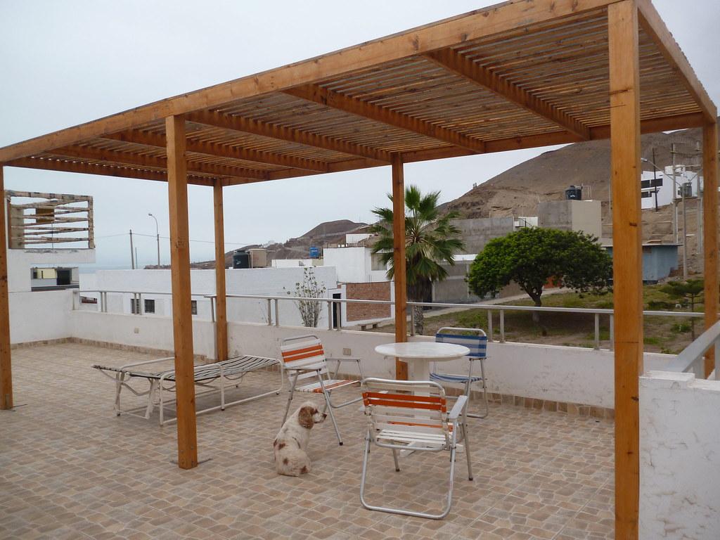 Casa Naplo 040 Terraza Segundo Piso Gina Solari Flickr