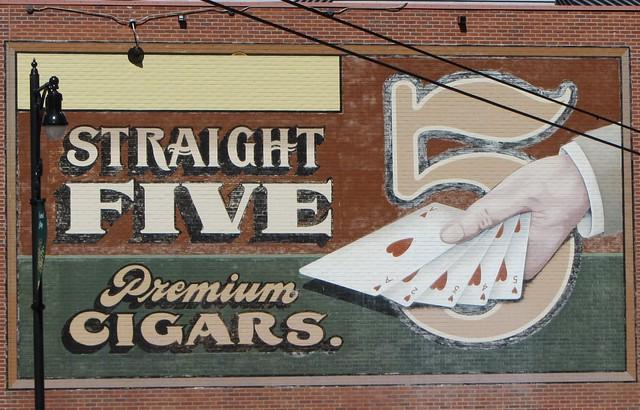 Straight Five Cigars