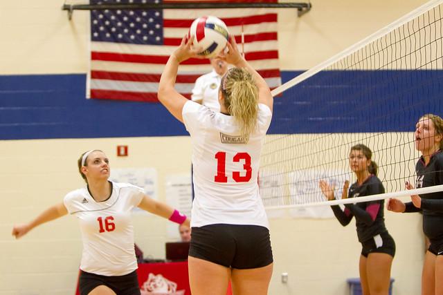 Women's Volleyball vs University of Northwestern Ohio