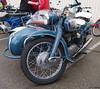 1954 NSU Max 251 OSB - Steib Gespann