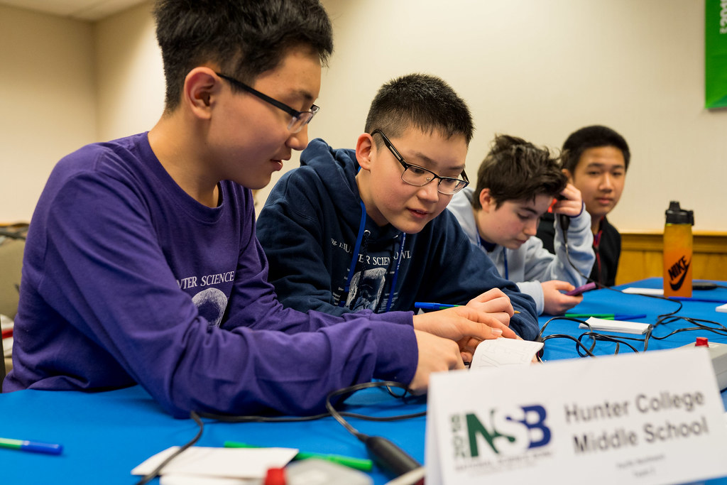 2018 National Science Bowl | Hunter College Middle School's
