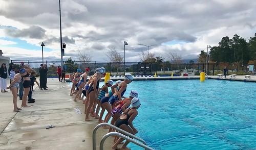 SMAC Out Cancer - Swim Across America