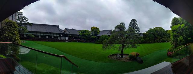 Meiji Kinenkan grounds