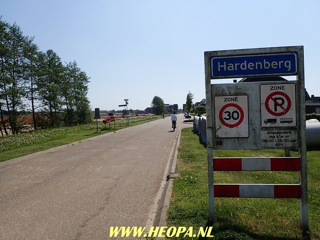 2018-05-09 Coevorden -     Hardenberg      22 Km  (75)