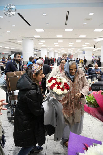 Welcome at Toronto Airport
