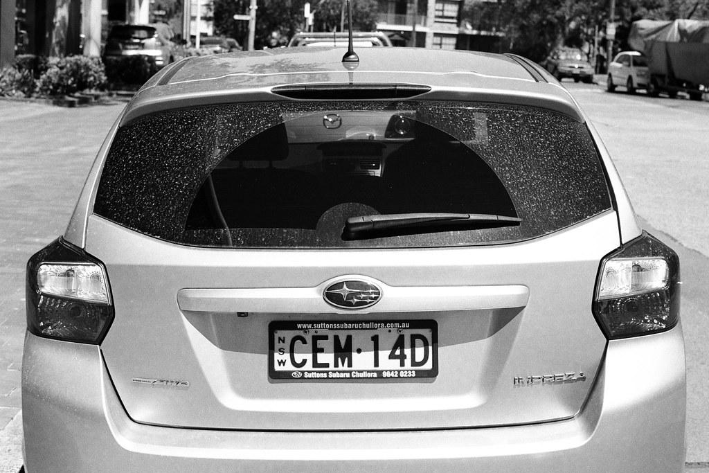 Gauge || Artarmon, NSW - Kodak Tri-X 400