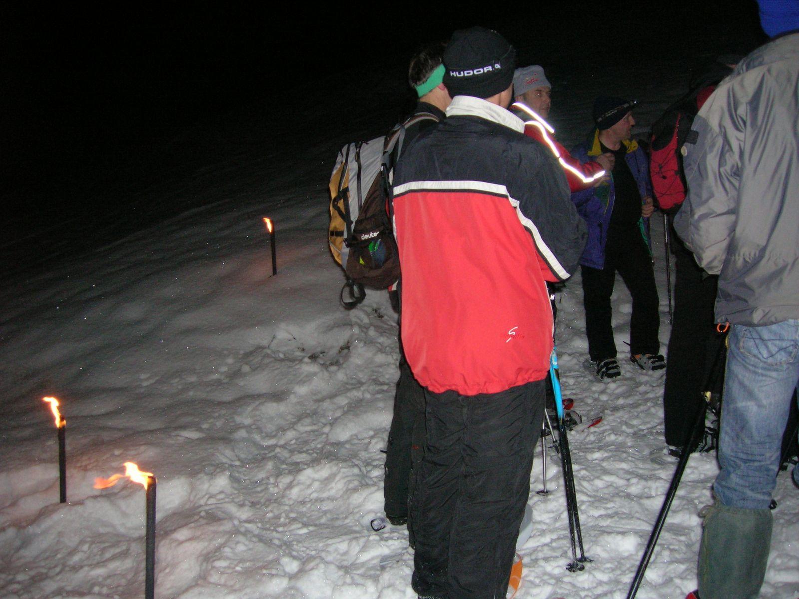 2010 Schneeschuhtour