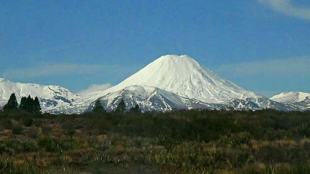 Ngauruhoe (Mount Doom!)