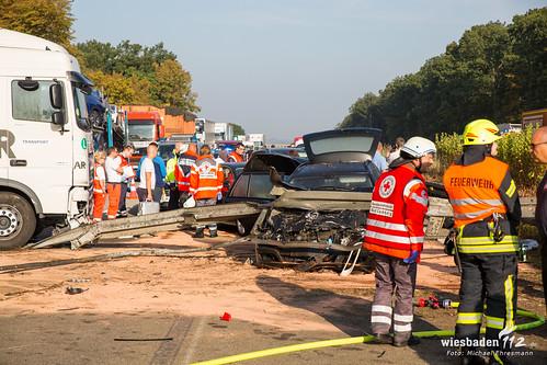 Verkehrsunfall Limburg