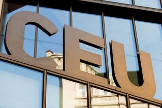 CEU's new N15  building in Nádor street. Image credit - CEU / Zoltan Tuba | by ceuhungary