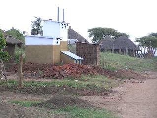 P6040128 UDDT Kitgum Town, Northern Uganda