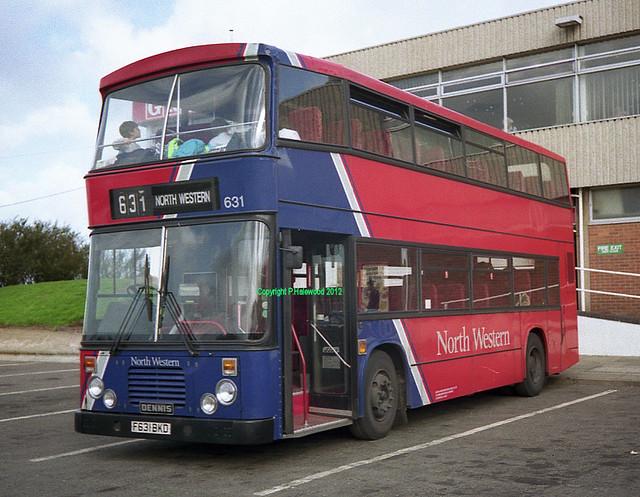 North Western 631 (F631BKD)