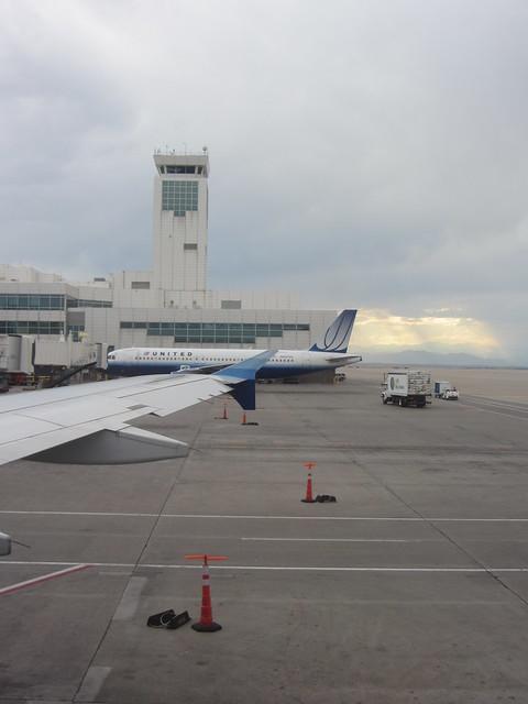 Leaving Denver