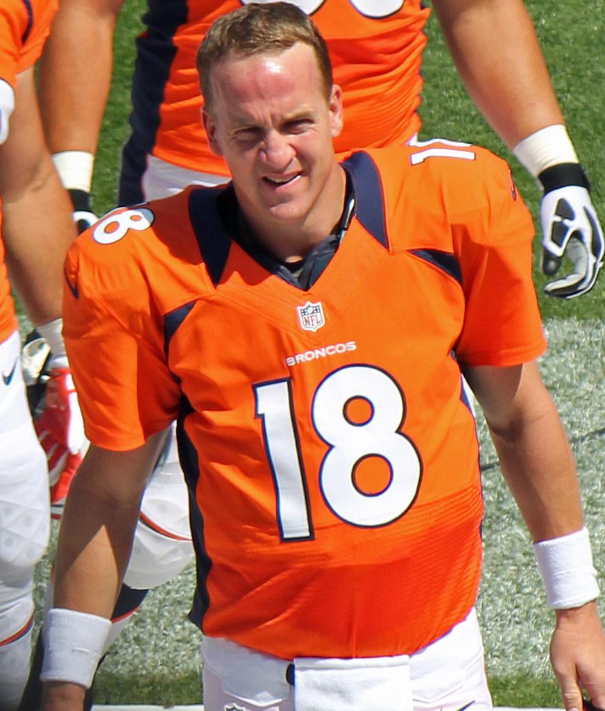 Peyton Manning | Now on the DENVER BRONCOS. | Jeffrey Beall | Flickr