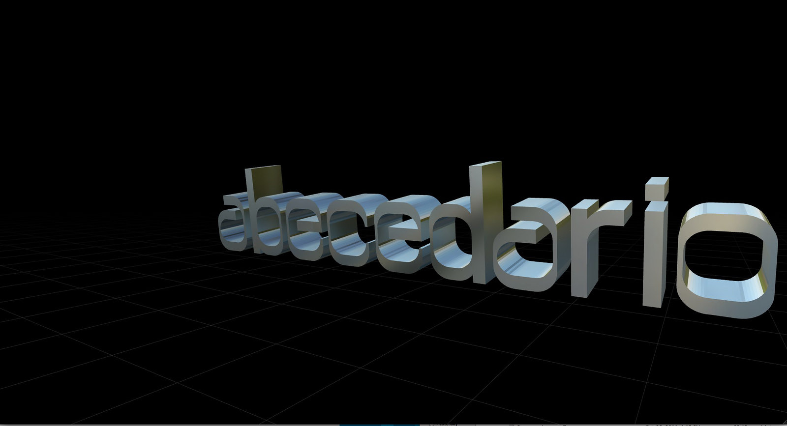 "Gramapoética 3D ""ABECEDARIO"""