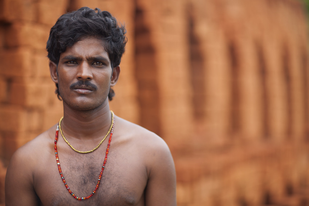 Dilat Gypsy tribe, Villupuram district, Tamil Nadu, India